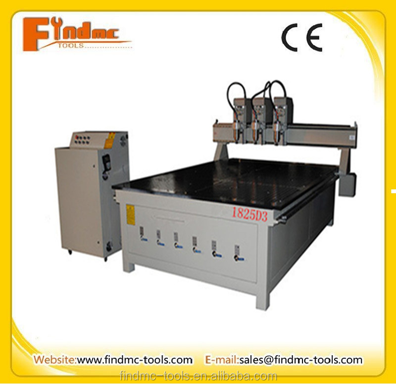 cnc wood router FD1825AD3 wood carving machine CNC for overseas service center avaulable