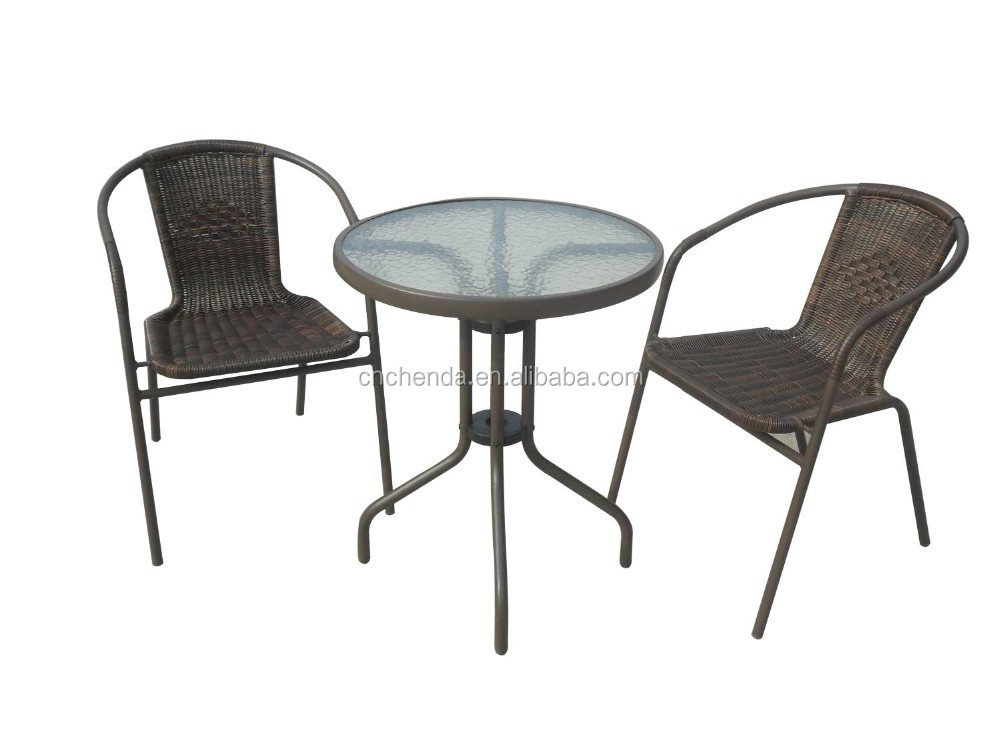 wholesale outdoor furniture China commercial grade wicker chairs wicker resin beach chair
