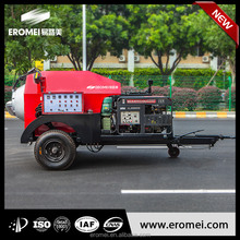 Good price truck mounted asphalt hot box recycler of China