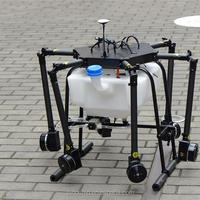 20kg Payload Agriculture UAV Drone With