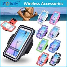 Alibaba Express Sport Armband For Samsung Galaxy S6 Edge Neoprene Armband For Smartphone Armbands Badge Holder