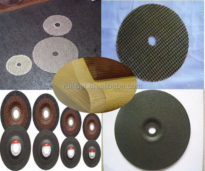 fiberglass fabric reinforcing mesh for grinding wheels