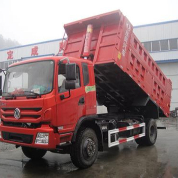 20 ft/40 ft container transport Dump Trucks Tipper Truck for sale
