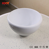Artificial Marble Counter Top Cup Shape Japanese Wash Basin