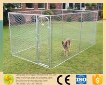 portable outdoor galvanized steel welded dog house