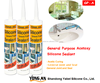 Fast Cure Acetoxy Silicone Sealant / Acetic Silicone Sealant