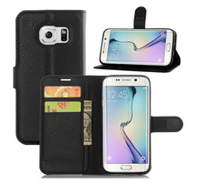 Hot selling Alibaba for mobile phones leather case flip cover with 2 card holder wallet phone cases