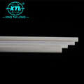 Protective porcelain tube alumina ceramic parts