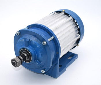China manufacturer open electric tricycle motor /brushless dc motor