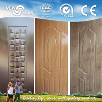 Melamine faced door of high quality