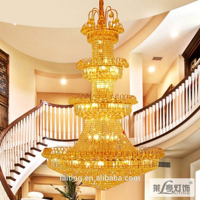 CE&UL Standard Luxury China Factory Wholesale Crystal Chandelier modern