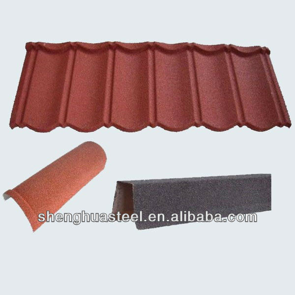High Quality Yiwu factory Clay Roof Tiles for Sale