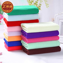 Wholesale white dishcloth kitchen towel fabric roll