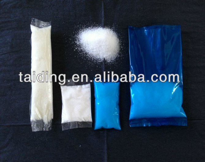 Anhui Taiding SAP sachets for urine bags