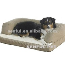 Comfortable Dog Sofa Dog Kennel Suede Pet Bed