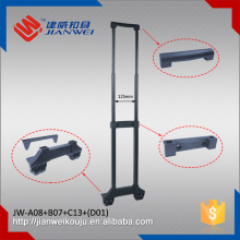 Adjustable Luggage Aluminum Retractable Telescopic Handles For Carry-on Luggage JW-A08+B07+C13