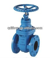 BS5163 metal seat gate valve non-rsing stem design