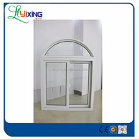 Factory best price modern style pvc windows