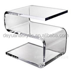 Clear Acrylic Makeup Storage Box/Plastic Storage Box In Different Design