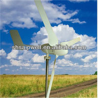 2013 new high-speed wind turbines 300w 400w 600w 1000w