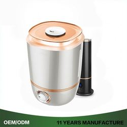 New design 7 colors electric aroma diffuser air innovations humidifier for home car