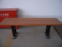 cheap wooden bench