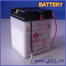 SCL-2013020268 YB2.5L-C Heavy Duty Motorcycle 12V 2.5Ah Battery made in China