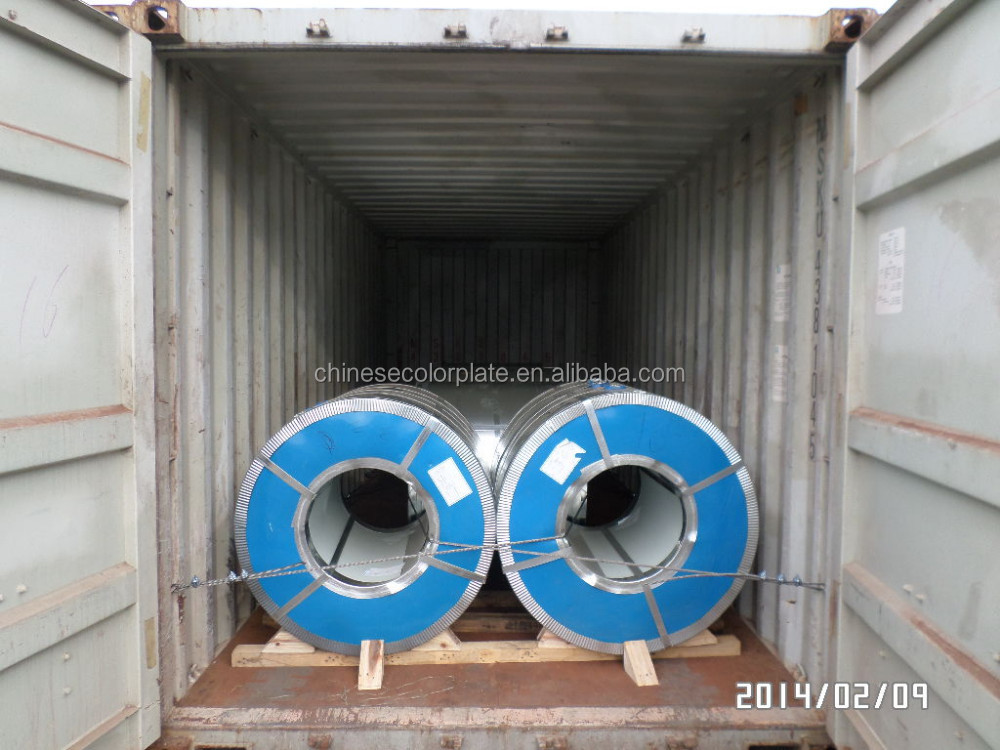 Prime hot dipped galvanized steel coil as per JIS G 3302, SGCC regular spangle, chromate and dry, un-oiled, zinc coating 60g/M2
