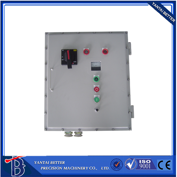 Better High Precision Electrical Distribution Box Electonic Meter Enclosure Cover