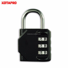 brass travel lock safety luggage combination padlock