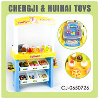 Children funny fast food play set with all certificate