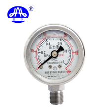 China the best Reasonable Price water stainless pressure gauge digital