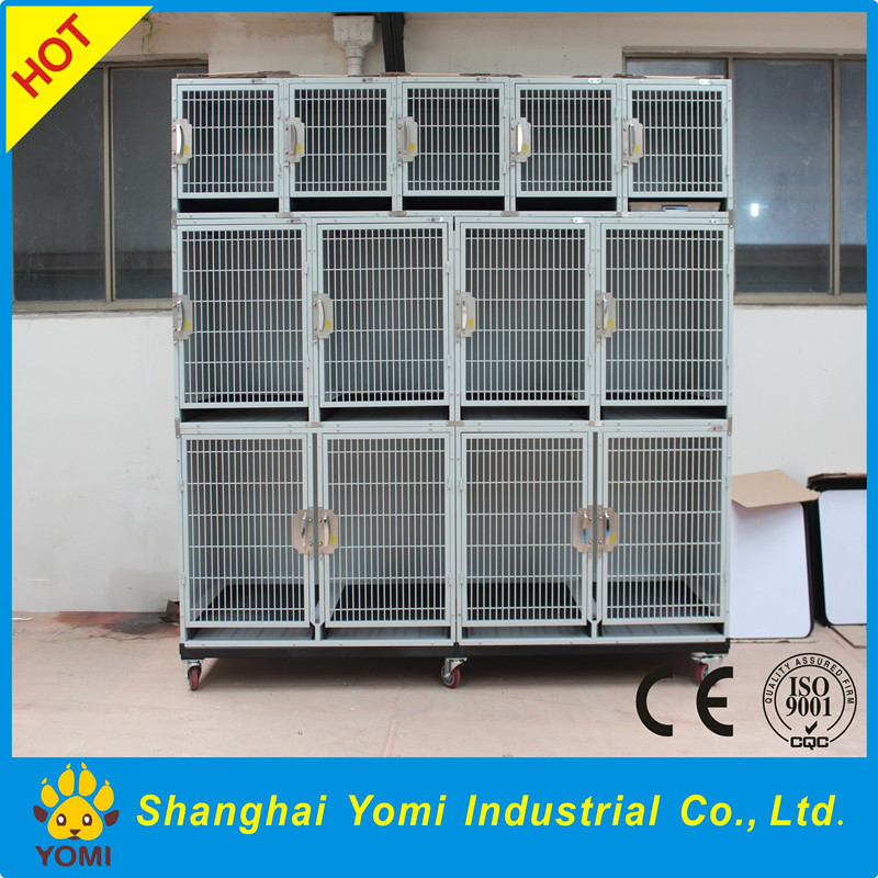 High quality metal cheap chain link dog kennels