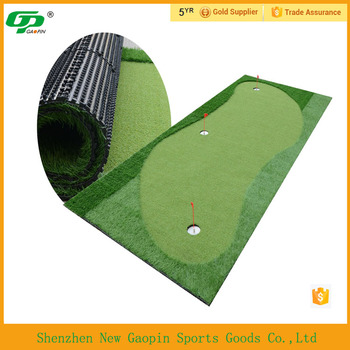 Golf Driving Range Putting Green, Golf Putting Mats, Anti Water Golf Personal Putting Green For Outside