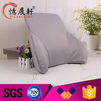 2015 cheap inflatable polyester foam fabric seat cushion for promotion
