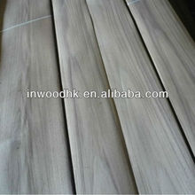 Crown Cut Burma Teak Wood Veneer for Furniture