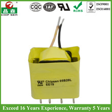 5 Years Warranty UL ROHS Certified 1.5 Volt Transformer ISO Quality