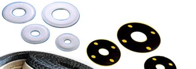 Industrial gaskets and handling project supply