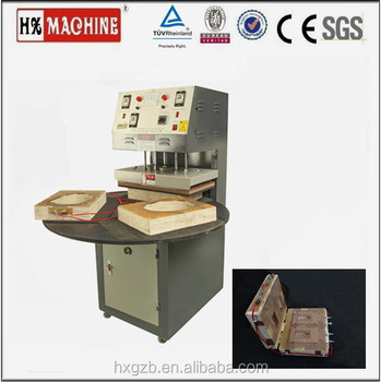 Battery Blister Packing Machine