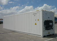 Second hand 40ft refrigerated container for sale in shanghai,china