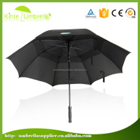 Best selling products 2016 safety golf umbrella new inventions in china