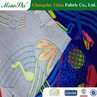 Alibaba Trade Assurance High-end classic car seat upholstery print fabric with good quality, automotive fabric