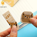Factory price custom magnetic bookmark