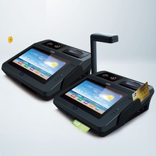 all in one pos electronic payment terminal with sim card/ psam card slot