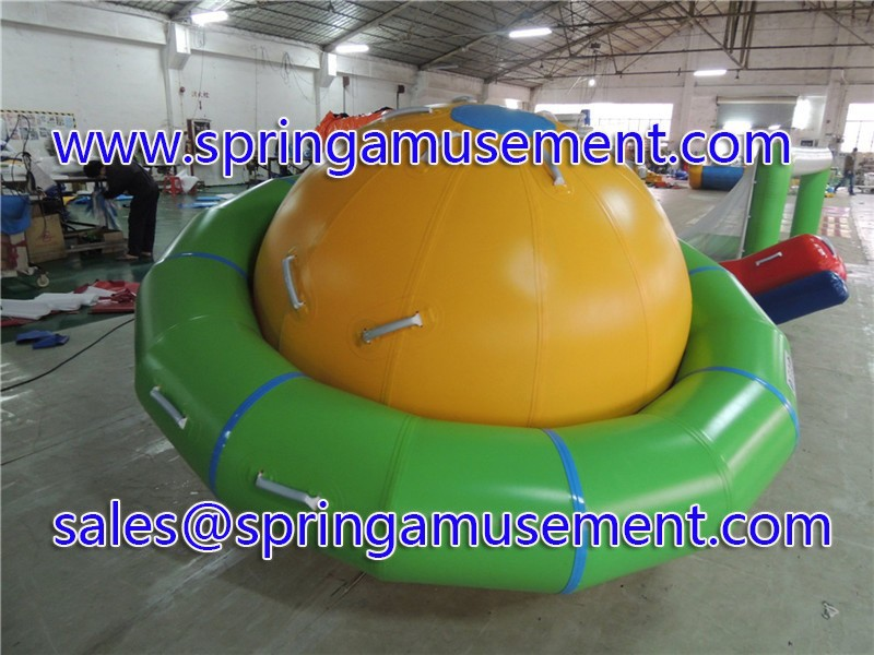 Creative Design inflatable saturn water toy SP-WG1001