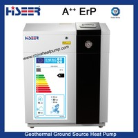 Hiseer R410a New geothermal heat pumps 20kw for floor heating