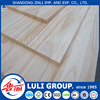 4'*8 'LULIGROUP AA grade chile pine E0 gule finger jointed laminate board for decoration