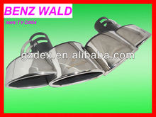 auto exhaust in muffler for BENZ W220
