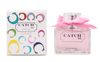 New coming square shape pink catch ss perfume