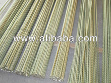FRP rebar / fiber glass or basalt rod / GFRP rebar